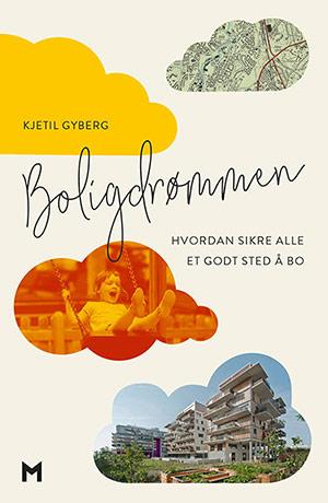 Bilde av bokomslaget til boka Boligdrømmen.