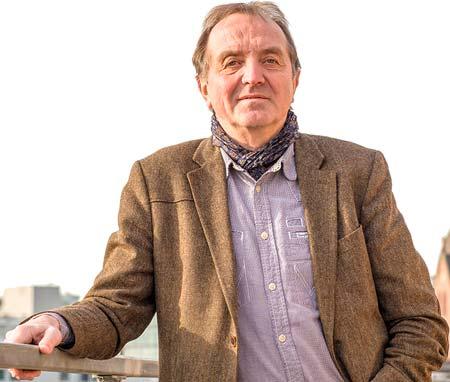 Bilde av Roy Pedersen, LO i Oslos leder.